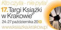 17 Targi Książki w Krakowie